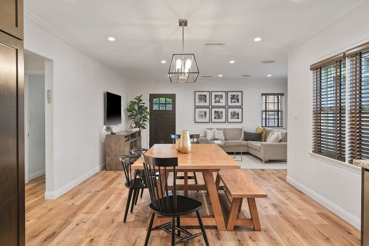 inside a los angeles house featured on the tv show the office