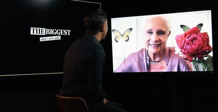 new real estate show interviews joyce rey