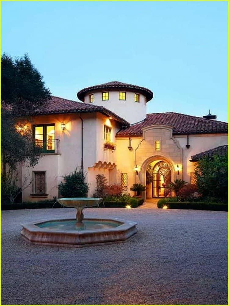 dwayne johnson's house in los angeles