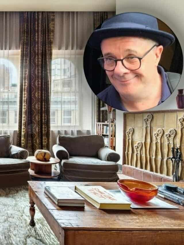 Celebrity Homes: Actor Nathan Lane Lists Stylish NYC Home for $4.65M