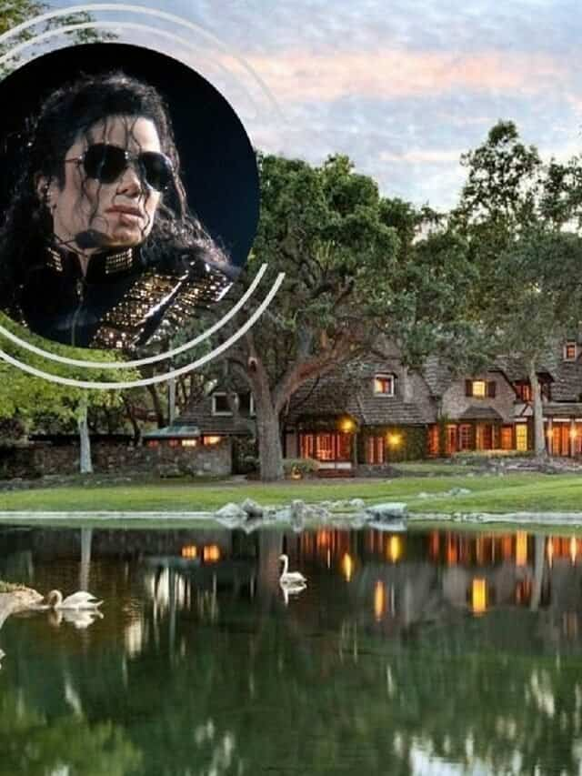 Remember Michael Jackson's Neverland Ranch? See It Now