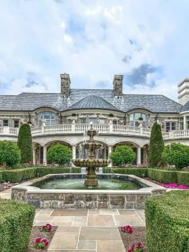 This $13M Gilded Age-Style Mansion Takes Luxury to a New Level