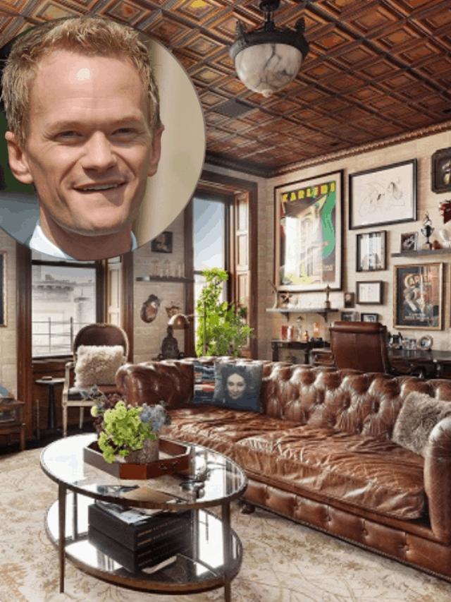 See Inside Neil Patrick Harris' Stunning $7.3 Million Home in New York