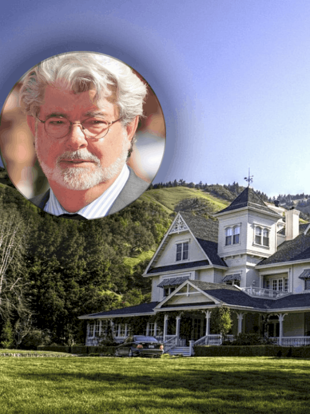 Everything You Need to Know about George Lucas' iconic Skywalker Ranch