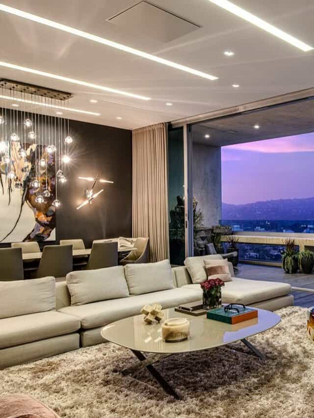 This $10 Million LA Penthouse Was Once Home to the Real Barbie and Ken