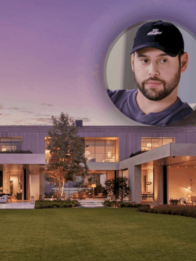 Justin Bieber, Ariana Grande Manager Scooter Braun Buys $65M Mansion