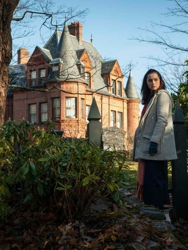 Iconic Movie Homes: The 'Knives Out' Mansion is Real. Sort of.